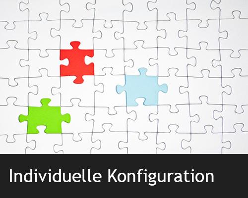 Individuelle Konfiguration